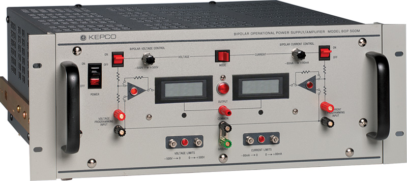 AC-DC Power Supplies and Electronic Loads by Kepco