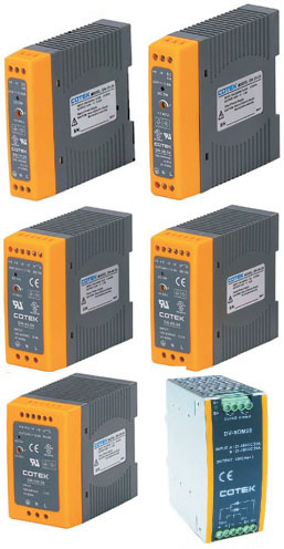 DN Series Power Supplies Photo