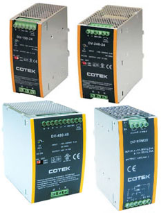 DV Series Power Supplies Photo