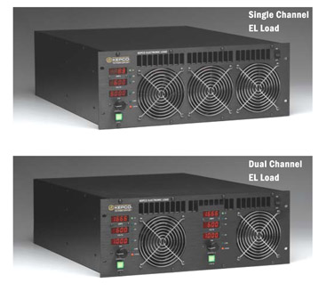 Series EL Single and Dual channel loads - photo