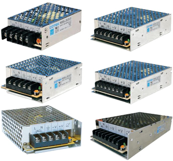 GE Series Power Supplies Photo