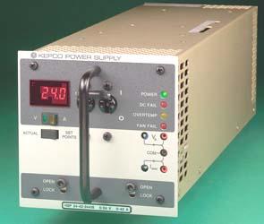 Kepco Inc Dc Power Supplies Dc Power Supply Rack Mount