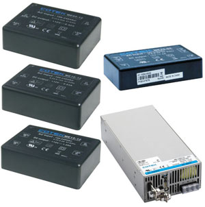 ME Series Power Supplies Photo